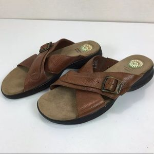 Earth Shoes Women's Jasmine Comfort Slides 8.5
